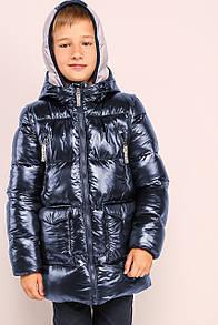 Куртка детская ГерманNT - Т.голубой  594