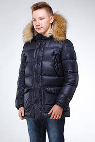 Куртка Морис 42-48 - Т.синий  91