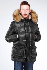 Куртка Морис 42-48 - Черный