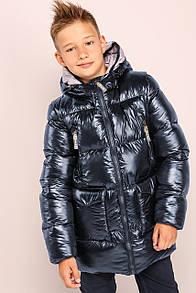 Куртка детская ГерманNT - Т.голубой  609