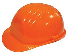 Каска MASTERTOOL (строители) оранжевая 81-1002