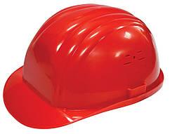 Каска MASTERTOOL (контролирующие органы) красная 81-1003