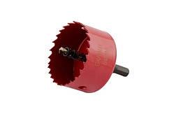 Сверло корончатое GRANITE биметаллическое HSS M42 64 мм 6-09-064