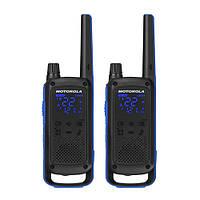 Рація Motorola Talkabout T800 Two-Way Radios (Pair, Blue/Black) (T800)