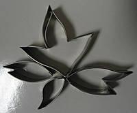 """Набор катеров для мастики """"листья пиона"""" (код 04612)"""