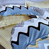 Комплект постільної білизни з фланелі Розмір полуторний 150 * 210, фото 3