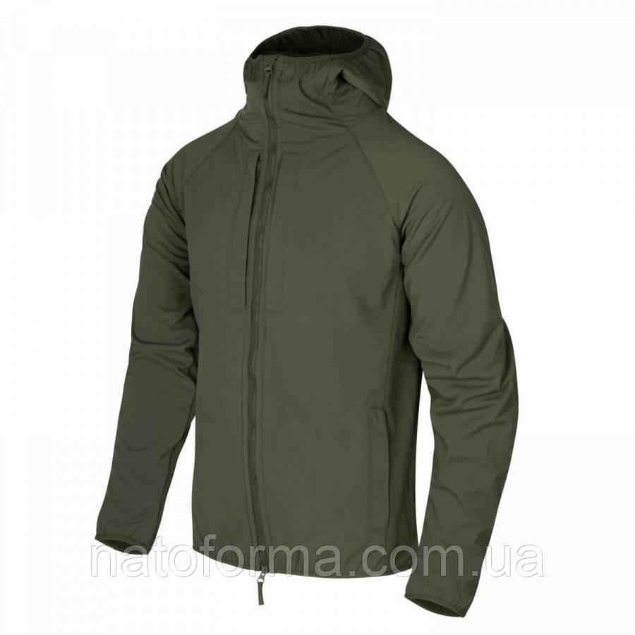 Куртка Helikon-Тех URBAN HYBRID SOFTSHELL Jacket, Taiga Green