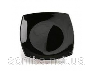 Тарілка глибока Luminarc Quadrato Black 20 см D7207
