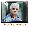 Кольоровий Портрет на склі 400х600 мм, фото 10
