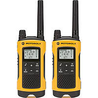 Рація Motorola T402 Emergency Preparedness Edition 2-Way Radio (Yellow, 2-Pack) (T402)