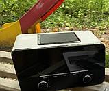 Немецкое интернет радио, радио онлайн, радио через интернет  Auna connect 150 цвет белый, фото 2