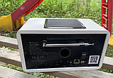 Немецкое интернет радио, радио онлайн, радио через интернет  Auna connect 150 цвет белый, фото 6