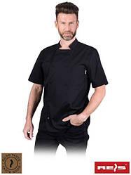Мужская кофта для повара с короткими рукавами FUCO B