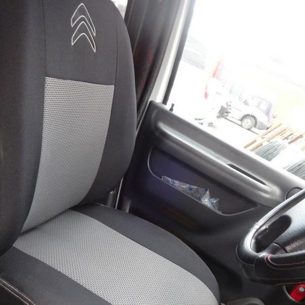 Авточохли Citroen Berlingo (1+1) 2008-2015 р