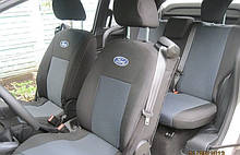 Авточехлы Ford Fiesta 2002-2008