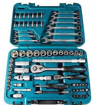 Универсальный набор инструментов Hyundai К 70 из 70 предметов