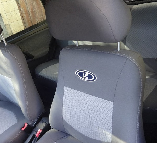 Авточохли ВАЗ Lada Priora 2172 Hatchback з 2008 р