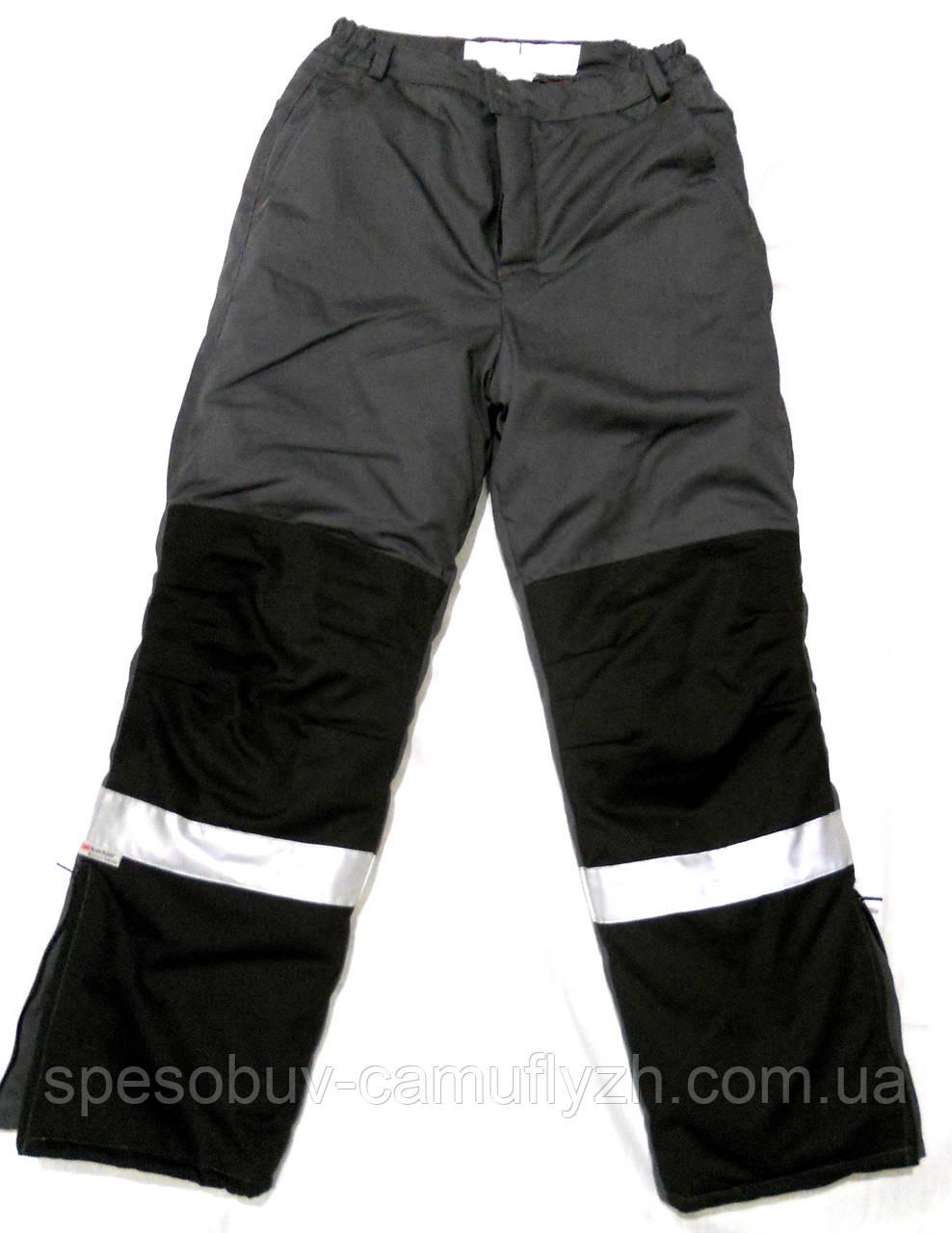 Зимние штаны Термо Брюки Охота Рыбалка Север до -40  р 48,50,52,54 рост 170-180, и 180-190. Очень тёплые!
