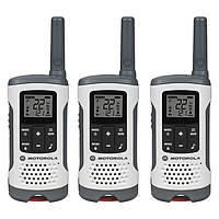 Рація Motorola T260TP Two-Way Radio (White, 3-Pack) (T260TP)