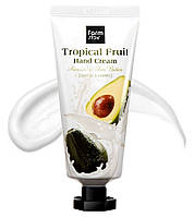 Farmstay Tropical Fruit Hand Cream Avocado&Shea Butter