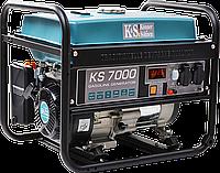 Бензиновый генератор Könner&Söhnen KS 7000 KOR