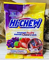 Жувальні японські цукерки HI-CHEW Fruity Chewy Candy