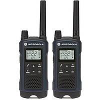 Рація Motorola T460 2-Way Radio (Blue, 2-Pack) (T460)