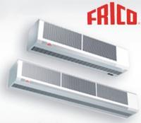 Воздушные тепловые завесы Frico