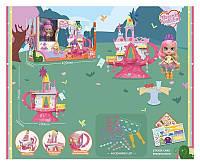Игровой набор LY 30029 замок принцессы, с аксессуарами