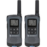 Рація Motorola Talkabout T200 FRS/GMRS Two-Way Radios (2-Pack, Gray) (T200)