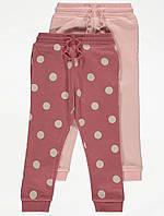 Стильні штанці на флісовому начосі Джордж для дівчинки (поштучно)