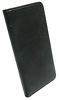 Чохол-книжка Xiaomi Redmi Note 9 black Business Leather, фото 1