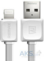 USB кабель REMAX Fast Data Cable for Apple White