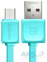 USB кабель REMAX Fast Data Cable for Apple Blue