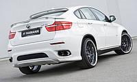 Комплект обвеса BMW X6 E71 EVO Hamann Dual exhaust