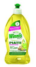 Гіпоалергенна засіб для миття посуду Madel Winni's Piatti Concentrato di Aloe 500ml