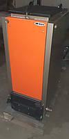 Твердотопливный котел Bizon FS-10 Eko Termo,10 кВт, длительного горения, шахтного типа (Холмова), верх. загр
