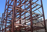 Производство изготовление металлоконструкции