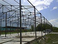Металлоконструкции производство изготовление и монтаж