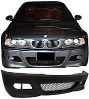 Бампер передний М3 BMW E46