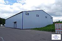 Производство металлических изделий и конструкций