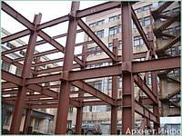 Сварочные работы по изготовлению металлических конструкций