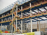 Изготовление металлических конструкций на заказ