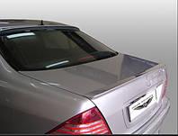 Спойлер крышки багажника Mercedes-Benz S-Class W220