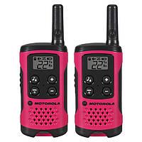 Рація Motorola T107 Two-Way Radio (Pink, 2-Pack) (T107)