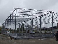 Производство сварных металлоконструкций