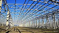 Проекты быстровозводимых зданий из металлоконструкций