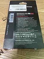 Samsung 980 PRO 2Tb PCIe 4.0 NVMe M.2, фото 2