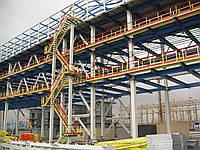 Быстровозводимые металлические конструкции