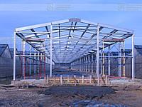 Монтаж металоконструкций